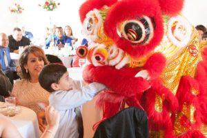 asian wedding chinese lion dance florida lakeland fl lion dance team sifu och wing chun kung fu