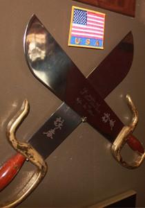 sifu och, butterfly swords, weapon classes, kung fu weapon classes, wing chun, wing chun swords