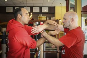 Wing Chun chi sau training, chi sau, wing chun chi sau, wing chun sticky hands, stick hands, wing chun, lakeland, florida