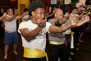 tan sau, wing chun punch, simultaneous attack, defense, wing chun kung fu, kung fu, lakeland, florida, usa, wing chun, group classes