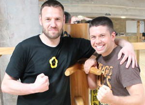 Denmark wing chun, Morten Ibsen, WSL, Wing Chun instructor