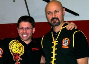 Master Dr. Nelson Rios, awards, Sifu Justin Och, wing chun test, black sash, gold sash, 4th Level
