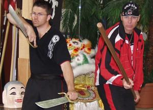 Grandmaster Steve Lee Swift, Steve Lee Swift, certified instructor, sifu justin och, black gold sash, black sash, gold sash,