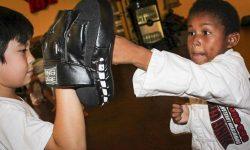 kids afterschool kung fu