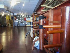 Wing Chun studio