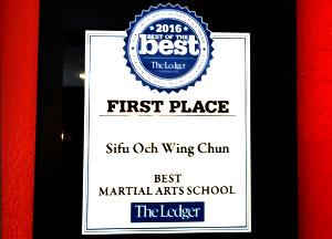 polk county best of the best 2016 best martial arts school of polk county sifu och wing chun kung fu