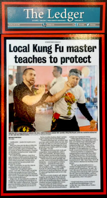 The Ledger Local kung fu master teachers to protect lakeland florida polk county