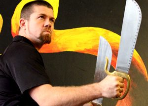 Kung Fu Master, Wing Chun Master, Butterfly Swords, Wing Chun Swords, Wing Chun Kung Fu