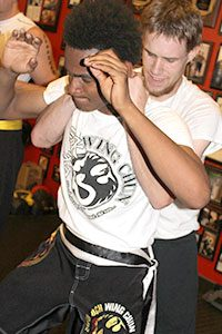 scenario self defense, self defense, sifu och wing chun, kung fu, lakeland, florida