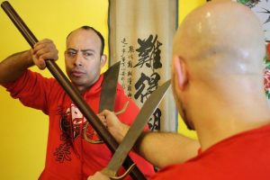 Wing Chun Long Pole, Weapons, Wing Chun Instructor