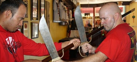 Modern Shaolin Weapon Training for the Wing Chun Fighter