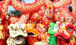 Chinese New Year in Tampa Sifu Och Wing Chun Kung Fu Chinese New Year Lion dance Sifu Och Wing Chun Kung Fu Chinese New Year Lion dance