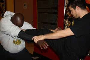 Proved Self Defense; Wing Chun