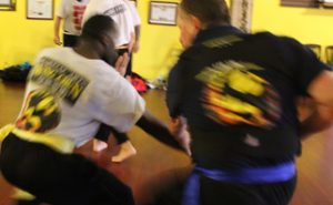 Body weapon Sifu Och Wing Chun Sifu Och