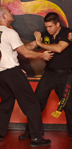 best martial arts for self defense sifu och wing chun kung fu