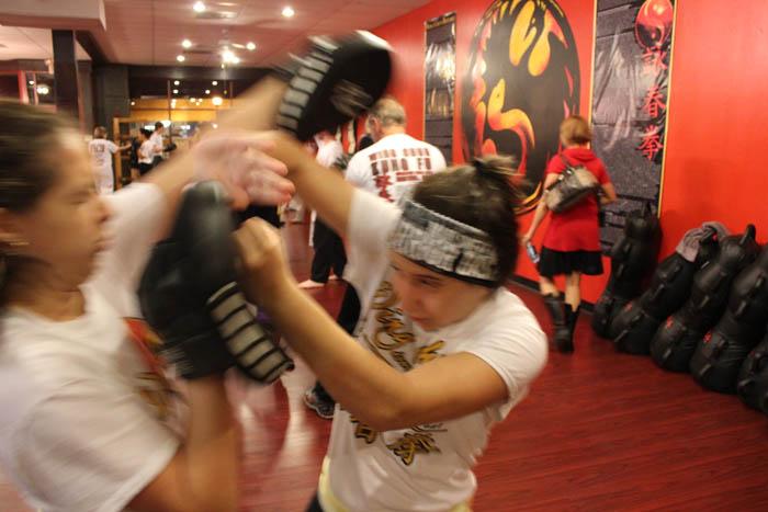 Women Self Defense Lakeland Florida Training