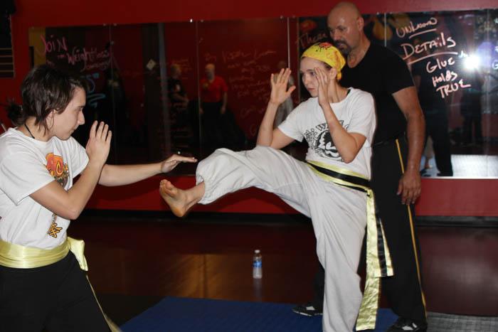 sifu justin och Lakeland Florida Martial Arts gung fu
