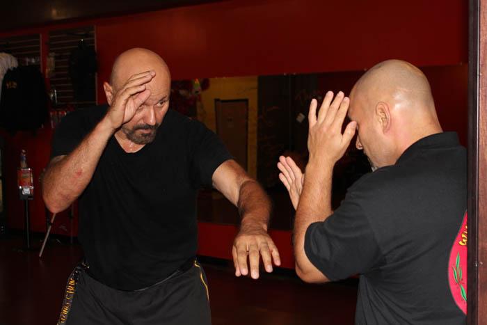 sifu och Lakeland Florida Martial Arts gung fu