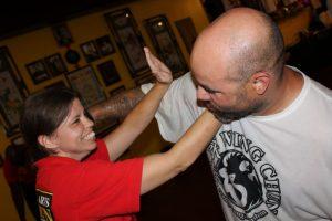 women's self defense in lakeland florida women self defense sifu justin och wing chun kung fu martial arts