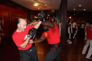 combat wing chun fighting resistance focus mitts lakeland florida martial arts sifu och wing chun kung fu lakeland florida martial arts gung fu class