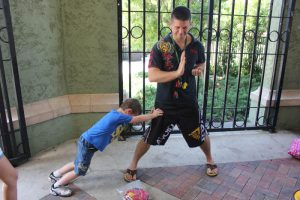 Do martial arts help in getting over bullying?