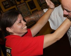 Basic Wing Chun Defense