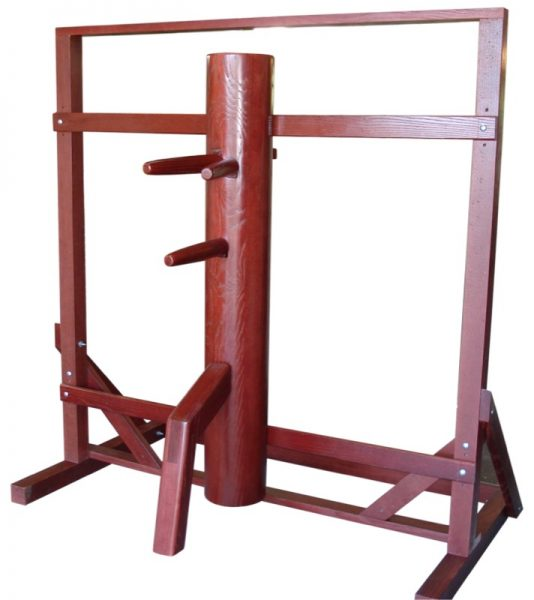 Wing Chun wooden dummy training