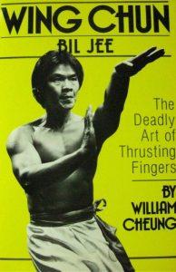 Wing Chun Bui Jee Thrusting Fingers William Cheung