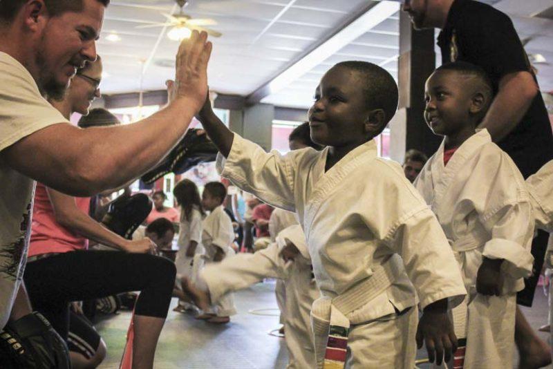little lions preschool martial arts lakeland