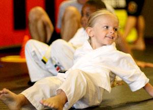 Kung Fu Kids: Keeping Your Kids Engaged
