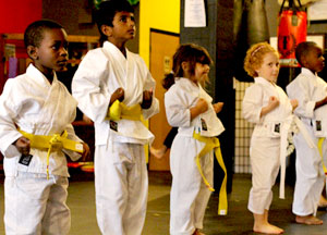 Afterschool Martial Arts: Showing You Care