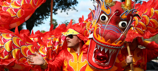 Florida Chinese Lion Dance Performance | Entertainment