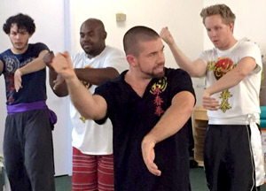 Growth in Wing Chun Kung Fu lakeland Fl