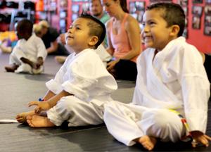 Afterschool Kung Fu Fun