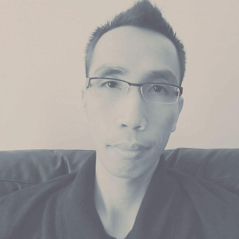Hung Nguyen: Reaching Orange Sash