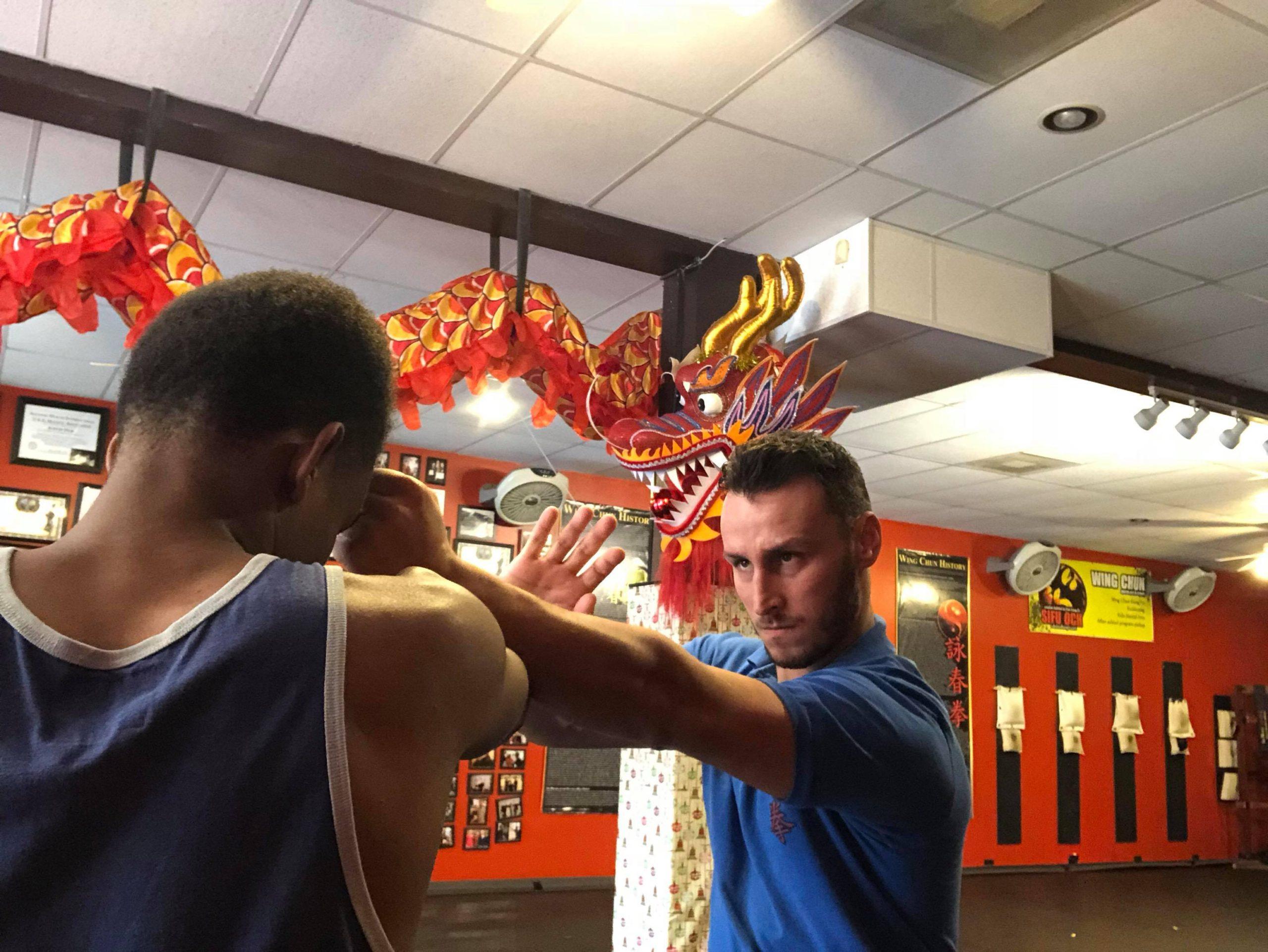 Wing Chun, Wing Chun Turning Punch, intercepting Fist, wing chun knockout punch, power punch