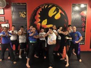 Wing Chun Class, Kung fu Class, Wing chun, Sifu Och, Sifu Och Wing Chun, Lakeland Sefl Defense
