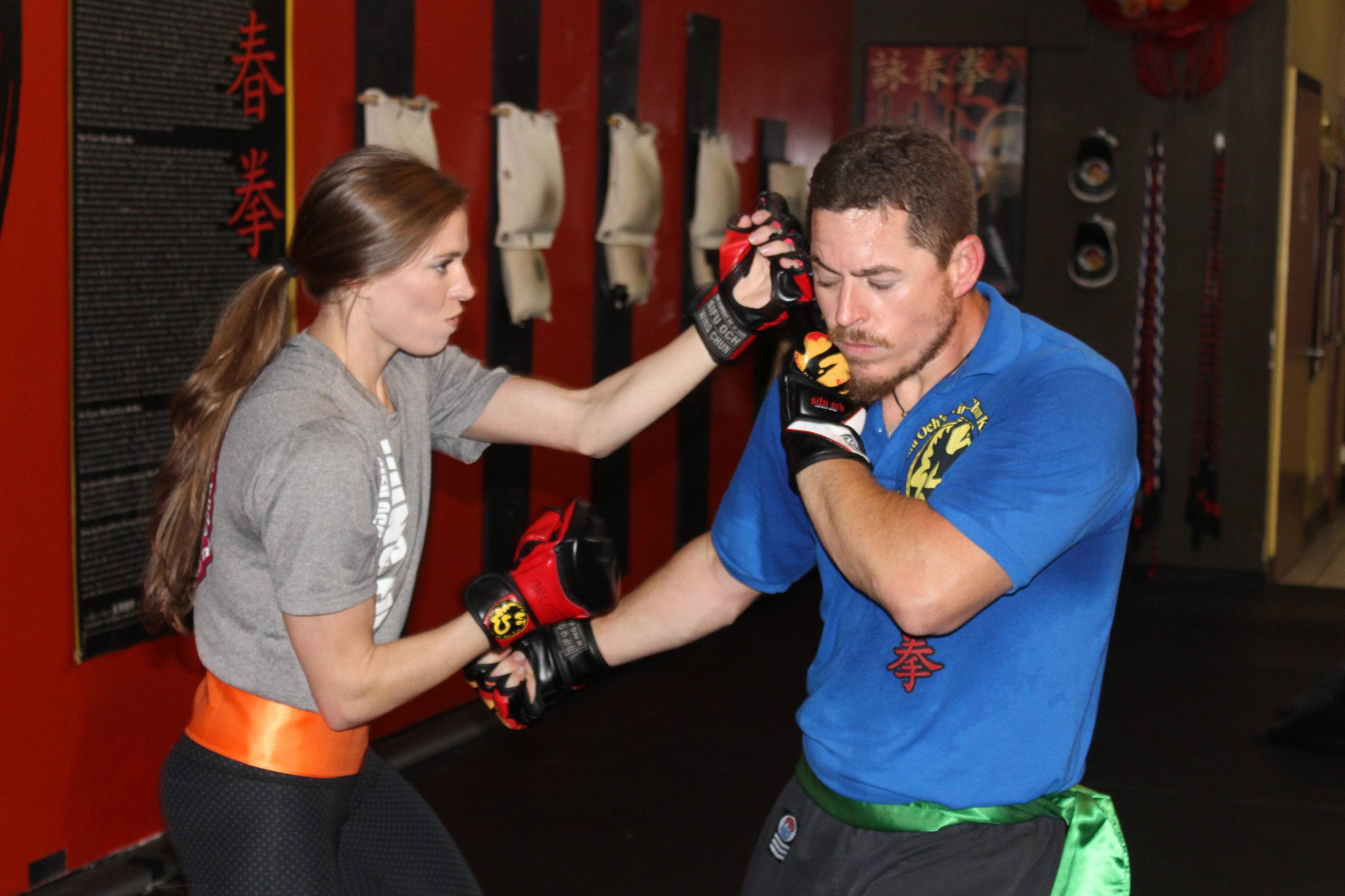 wing chun woman, sparring, wing chun female, female wing chun, fighter