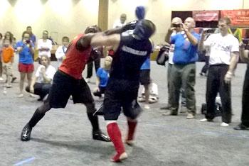 Wing Chun's Weakness: Long Range Fighting