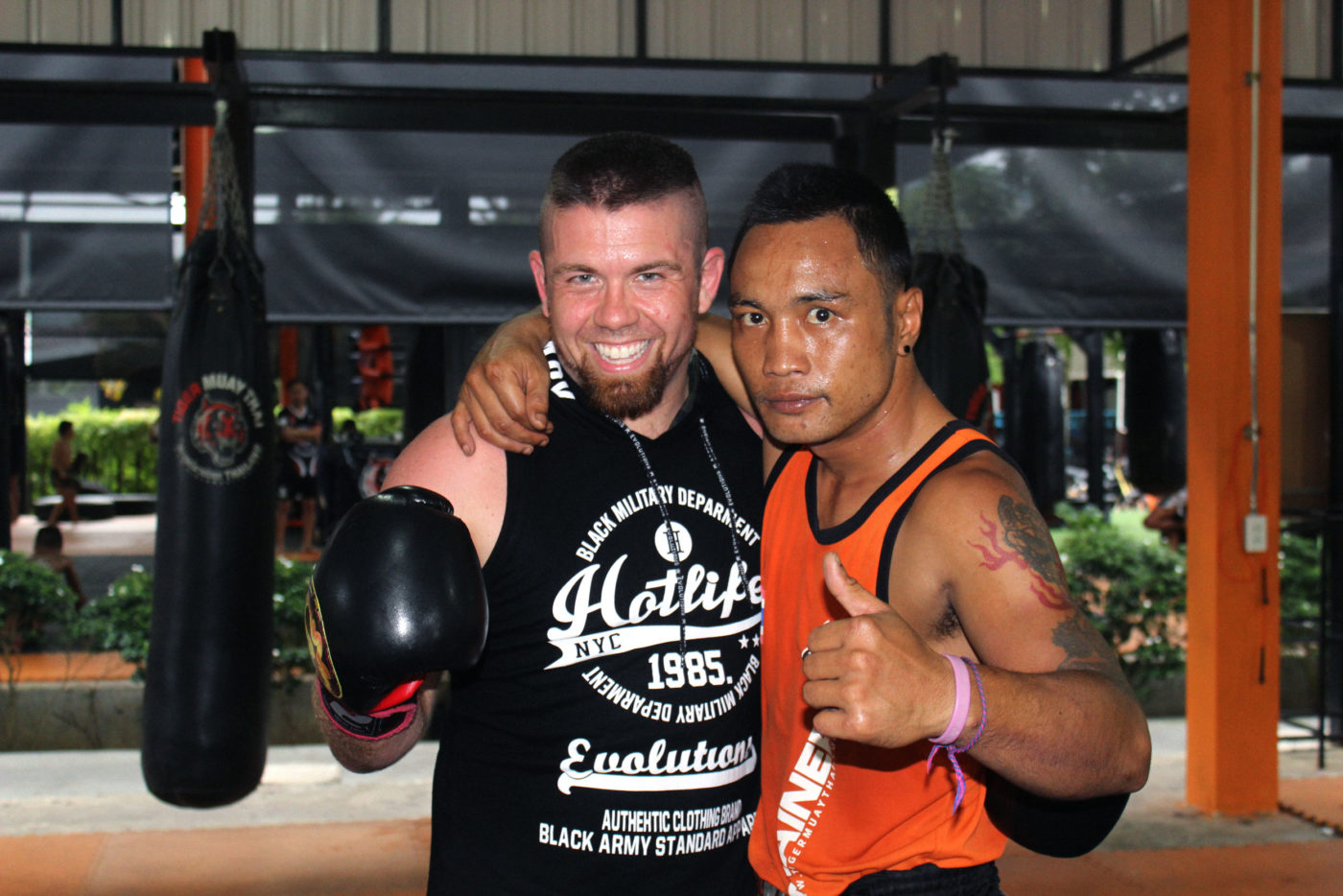 Tiger Muay Thai, Muay Thai, Thailand, Justin Och, Wrestling, Combat, Ring Fighting, Wing Chun